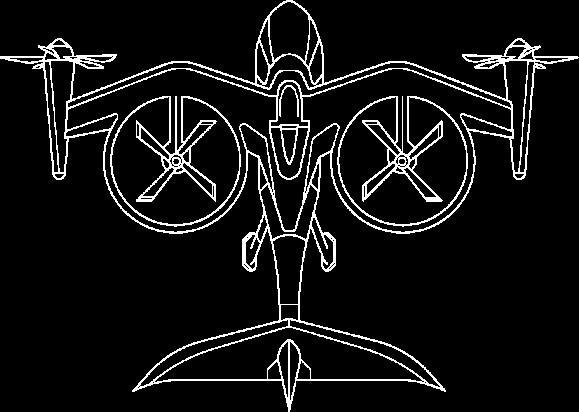 Evtol Prototype Sitz